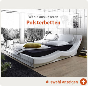 polsterbetten in 200x220 cm. Black Bedroom Furniture Sets. Home Design Ideas