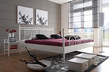 Bett 140x200 Cm Günstig Kaufen Doppelbetten Von Sam