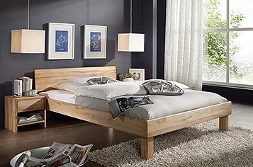 bett 160x200 cm g nstig kaufen doppelbetten von sam. Black Bedroom Furniture Sets. Home Design Ideas