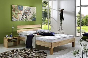 Bettgestell 180x200 günstig  Bett 180x200 cm günstig kaufen - Doppelbetten von SAM®