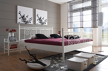 bett 180x200 cm g nstig kaufen doppelbetten von sam. Black Bedroom Furniture Sets. Home Design Ideas