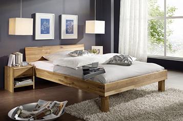 bett 140x200 cm g nstig kaufen doppelbetten von sam. Black Bedroom Furniture Sets. Home Design Ideas