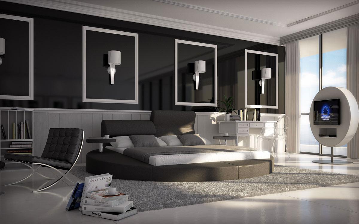 Ideale schlafzimmer pflanzen: schlafzimmer schwarz beispiele, dass ...