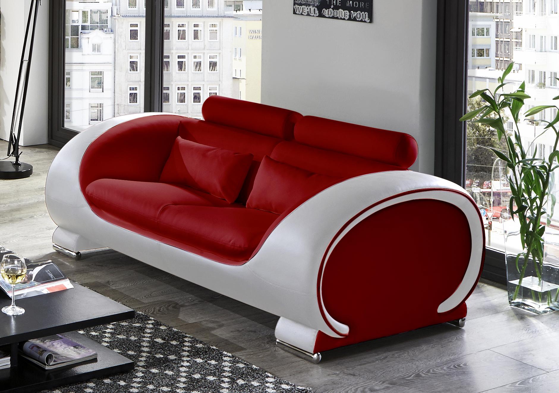 sam design sofa 2 sitzer vigo farbauswahl. Black Bedroom Furniture Sets. Home Design Ideas