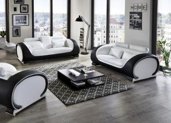 couchgarnitur g nstig kaufen designcouch von sam. Black Bedroom Furniture Sets. Home Design Ideas