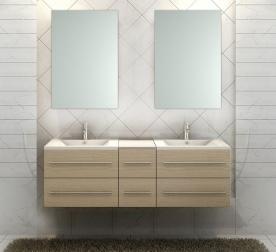 Badmöbel doppelwaschtisch günstig  Doppelwaschtisch günstig kaufen - Waschtische von SAM®