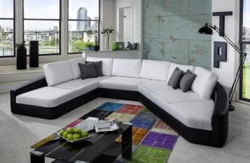 Wohnlandschaft g nstig kaufen xxl sofas von sam for Wohnlandschaft 290 cm breit