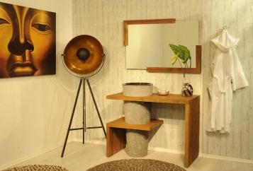 badserie bangli lombok g nstig kaufen b der von sam. Black Bedroom Furniture Sets. Home Design Ideas