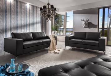 Couchgarnitur g nstig kaufen designcouch von sam for Sam wohnlandschaft