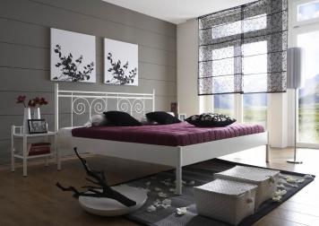 Metallbett 180x200  Metallbett 180x200 cm günstig kaufen - Betten | SAM®