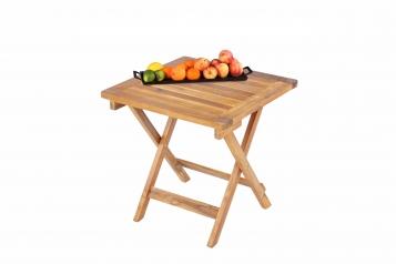 Gartentisch g nstig kaufen outdoortische von sam - Beistelltisch garten holz ...