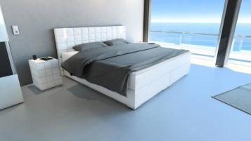 boxspringbetten g nstig kaufen sam. Black Bedroom Furniture Sets. Home Design Ideas