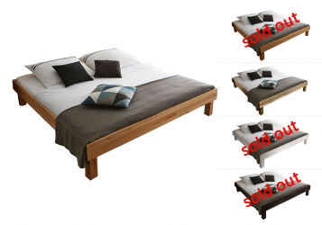 massivholzbetten g nstig kaufen holzbetten von sam. Black Bedroom Furniture Sets. Home Design Ideas