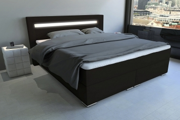 boxspringbett g nstig kaufen wohlf hlbetten von sam seite 2. Black Bedroom Furniture Sets. Home Design Ideas
