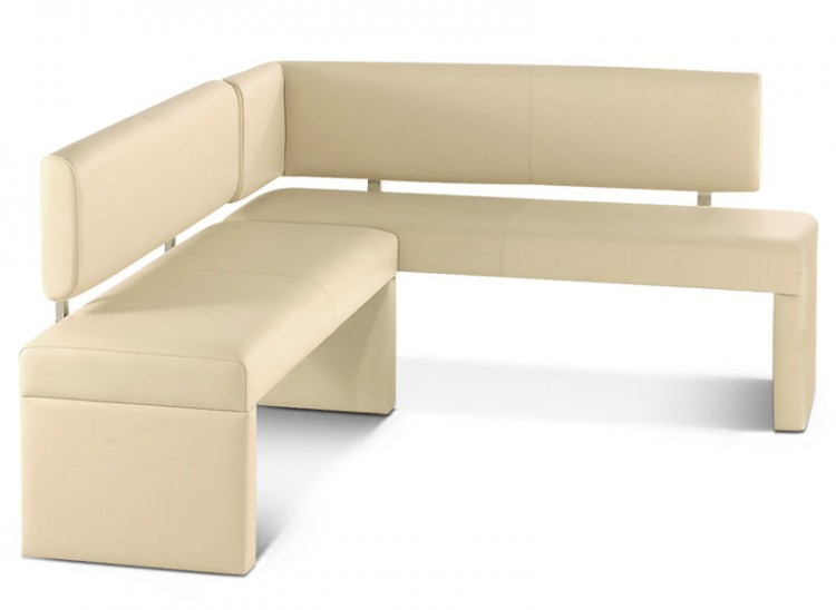 sam esszimmer eckbank klein 180 x 130 cm creme sandy auf. Black Bedroom Furniture Sets. Home Design Ideas
