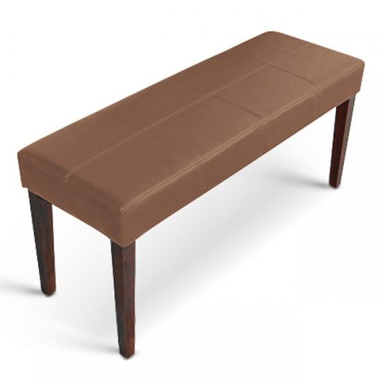 sam esszimmer sitzbank 110 cm cappuccino kolonial enzio 10 auf lager clever und g nstig ab. Black Bedroom Furniture Sets. Home Design Ideas