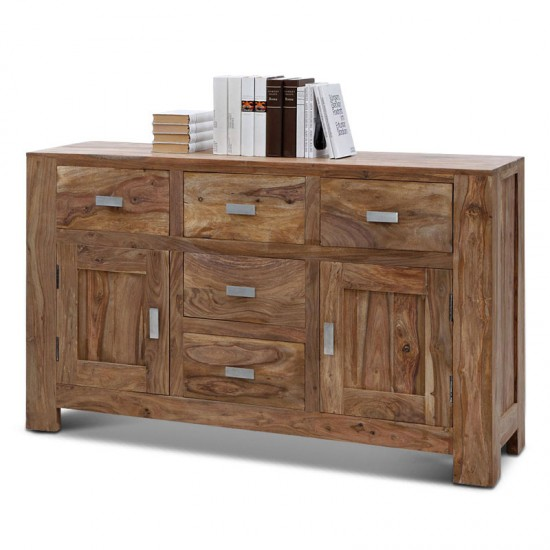 sam kleines sideboard vollholz 135 cm palisander na 14. Black Bedroom Furniture Sets. Home Design Ideas