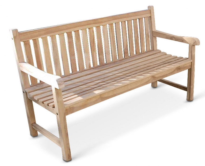 sam gartenm bel teak set 6tlg tisch 120 170 cm gartenbank. Black Bedroom Furniture Sets. Home Design Ideas