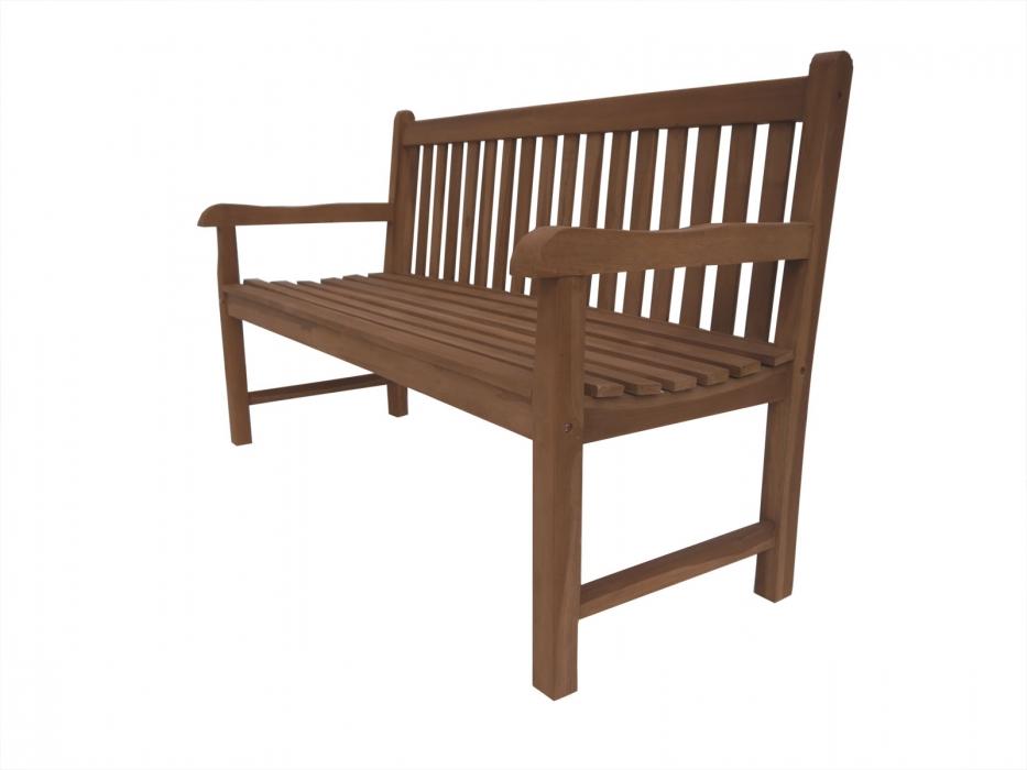 sam teak gartenbank a klasse holz 150 cm jakarta. Black Bedroom Furniture Sets. Home Design Ideas