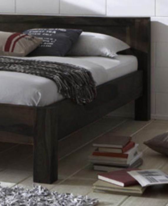 sam® sit bett wiam stone massivholz 140 cm palisander, Hause deko