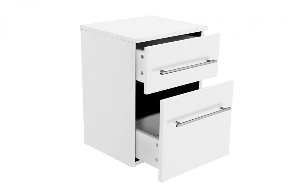 SAM® 4tlg. Badezimmer Set Spiegelschrank weiß 120 cm Verena ...