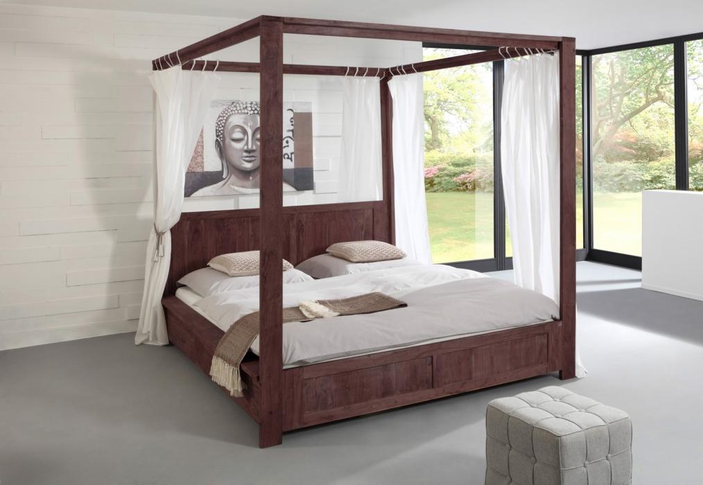 himmelbett g nstig online kaufen sam. Black Bedroom Furniture Sets. Home Design Ideas