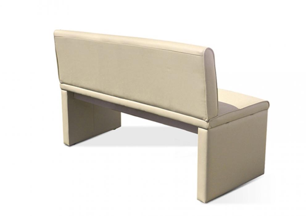sam sitzbank mit lehne creme esszimmerbank recyceltes. Black Bedroom Furniture Sets. Home Design Ideas