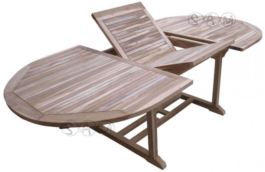 sam teak gartenm bel set 7tlg tisch oval 180 cm 6 hochlehner aruba demn chst. Black Bedroom Furniture Sets. Home Design Ideas