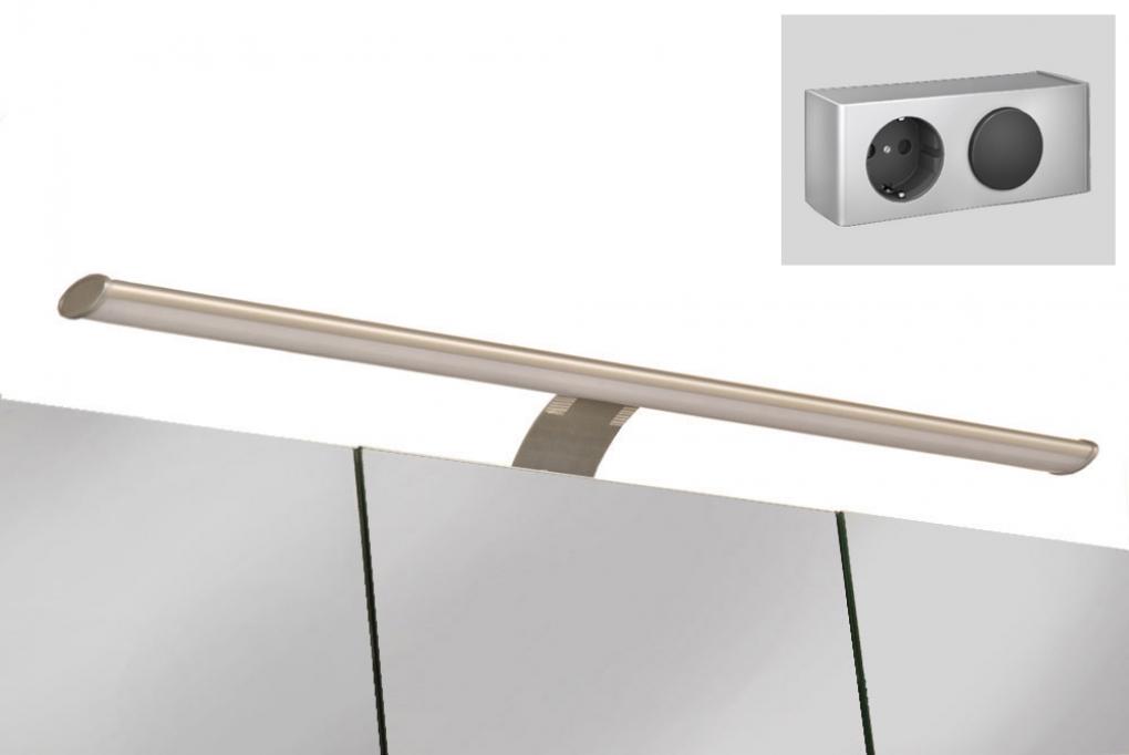 SAM® Badezimmer Spiegelschrank Beleuchtung Set 60 cm Lampe Demnächst !