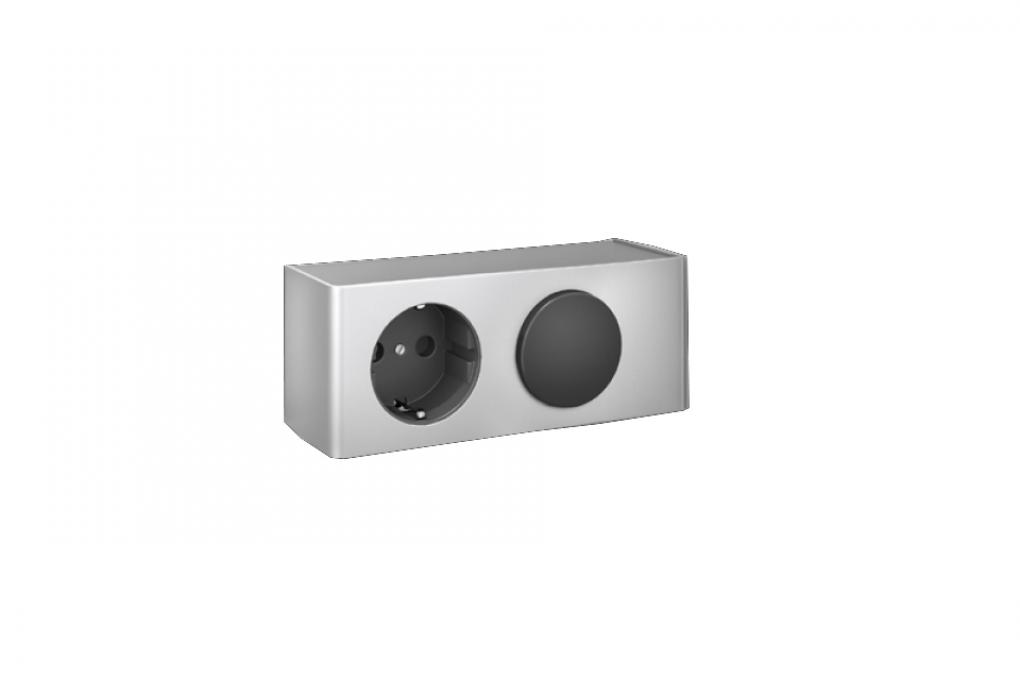 Sam badezimmer spiegelschrank beleuchtung mit energiebox 60 cm lampe for Badezimmer spiegelschranke mit beleuchtung