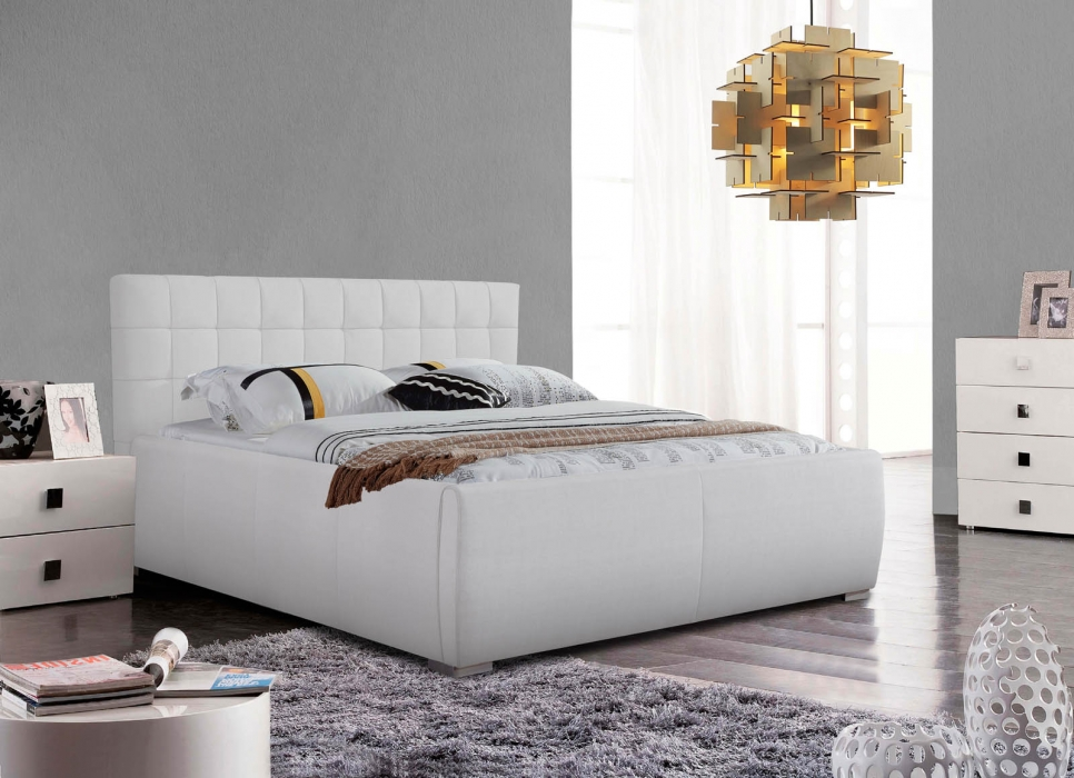 polsterbett 180x200 cm g nstig kaufen betten sam. Black Bedroom Furniture Sets. Home Design Ideas