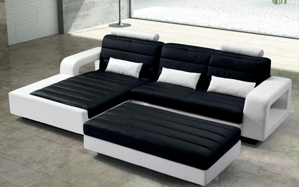 sam® wohnzimmer design hocker 153 cm schwarz weiß new york - Wohnzimmer Design Schwarz Weis