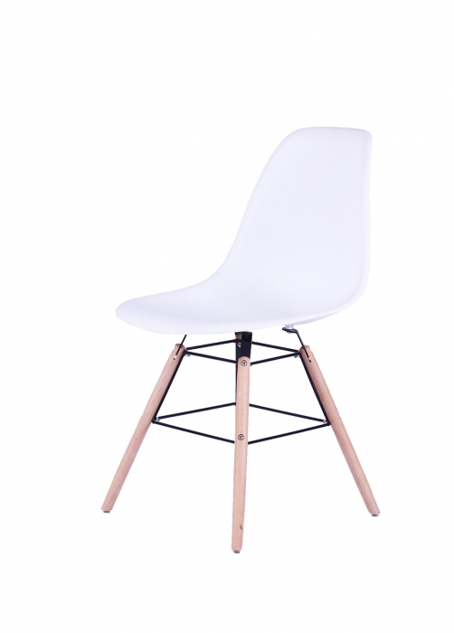 sam esszimmerstuhl schalenstuhl wei buchefarbene beine helsinki demn chst. Black Bedroom Furniture Sets. Home Design Ideas