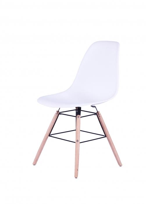 sam esszimmerstuhl schalenstuhl wei massivholz buche. Black Bedroom Furniture Sets. Home Design Ideas