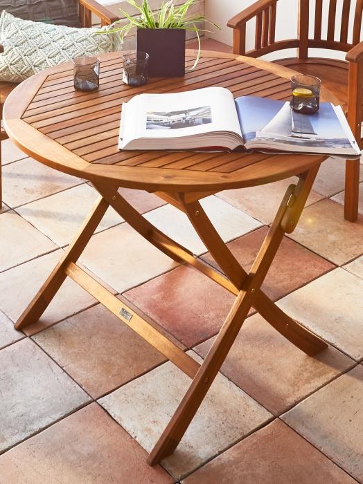 gartentisch g nstig kaufen outdoortische von sam. Black Bedroom Furniture Sets. Home Design Ideas