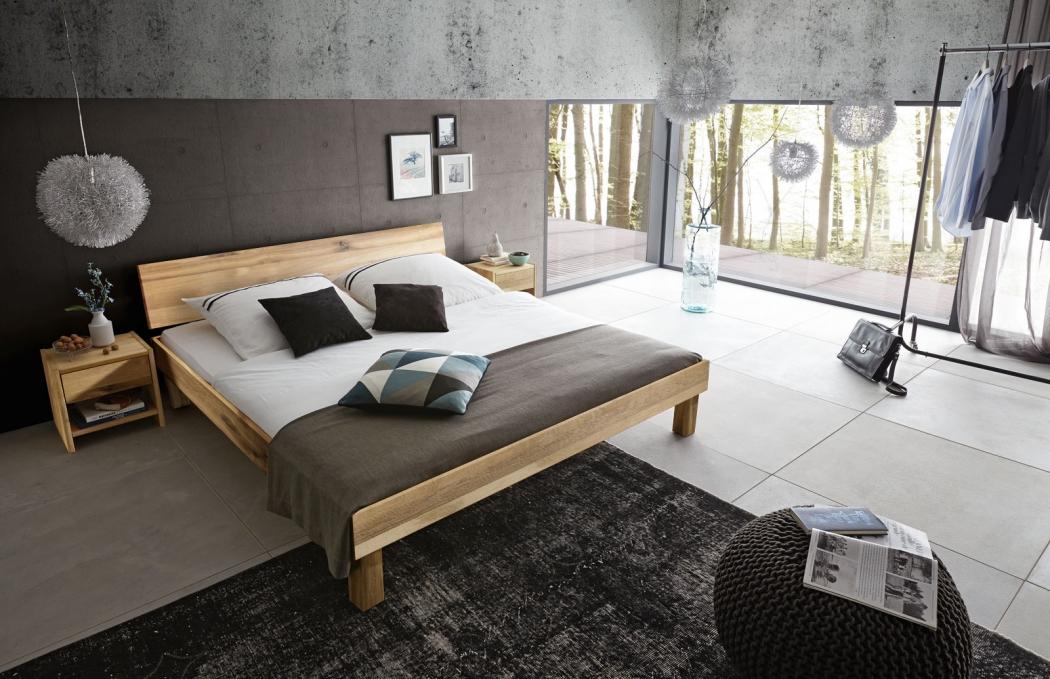 bett 140x200 mit bettkasten buche b franzsisches bett. Black Bedroom Furniture Sets. Home Design Ideas