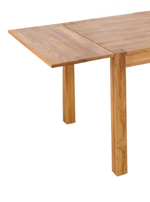 Sale esstisch massivholz 180 260 cm wildeiche for Esstisch 260