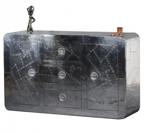 industrie chic stil art m bel. Black Bedroom Furniture Sets. Home Design Ideas