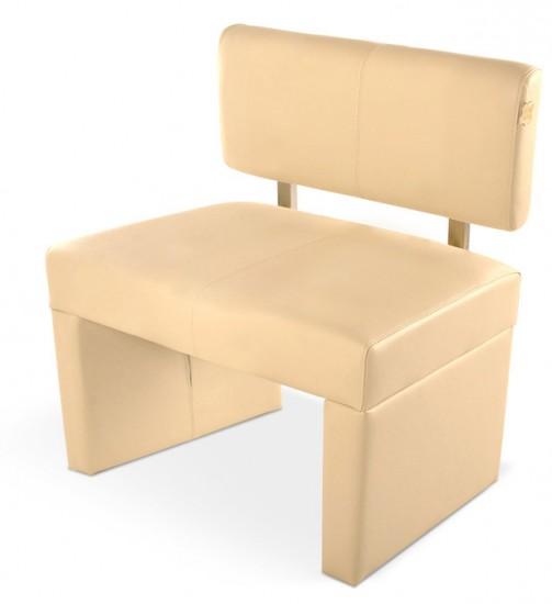 sam esszimmer einzel sitzbank creme 80 cm sandra auf lager produktfoto. Black Bedroom Furniture Sets. Home Design Ideas