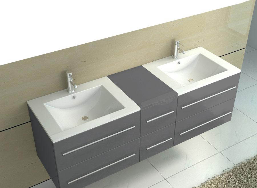 sam badm bel set hochglanz grau keramikbecken 5tlg barca demn chst. Black Bedroom Furniture Sets. Home Design Ideas