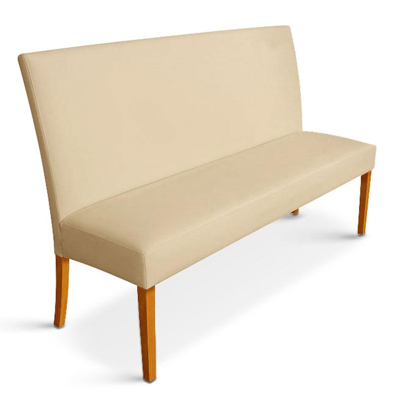 sam esszimmer sitzbank creme buche 180 cm roma auf lager. Black Bedroom Furniture Sets. Home Design Ideas