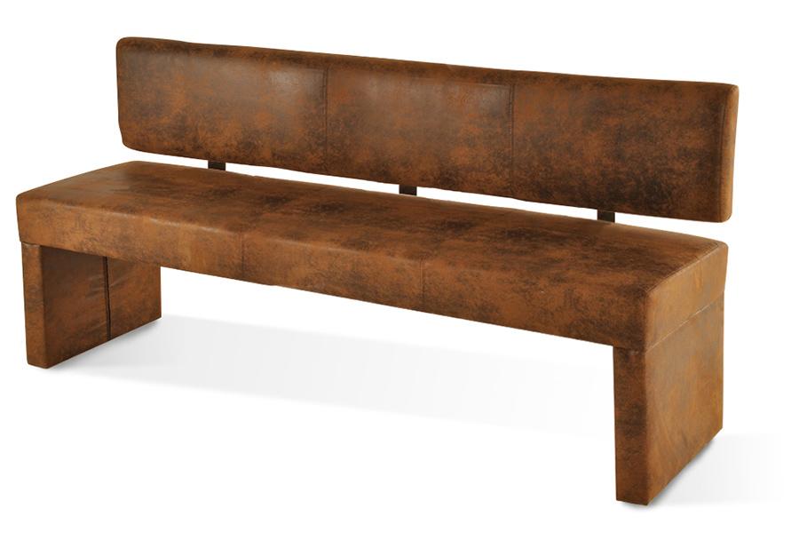 sam sitzbank 200 cm stoff in wildleder optik scarlett auf lager. Black Bedroom Furniture Sets. Home Design Ideas