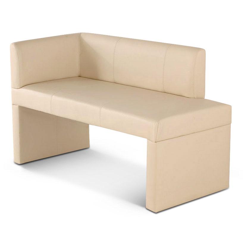 sam ottomane sitzbank recyceltes leder creme marseille i auf lager. Black Bedroom Furniture Sets. Home Design Ideas