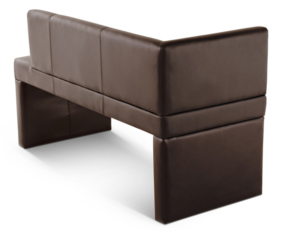 sam ottomane recamiere recyceltes leder braun toulouse i. Black Bedroom Furniture Sets. Home Design Ideas