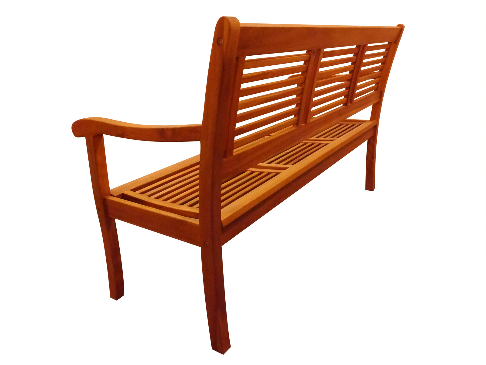 sam 3 sitzer gartenbank sitzbank 150 cm akazie cordoba. Black Bedroom Furniture Sets. Home Design Ideas