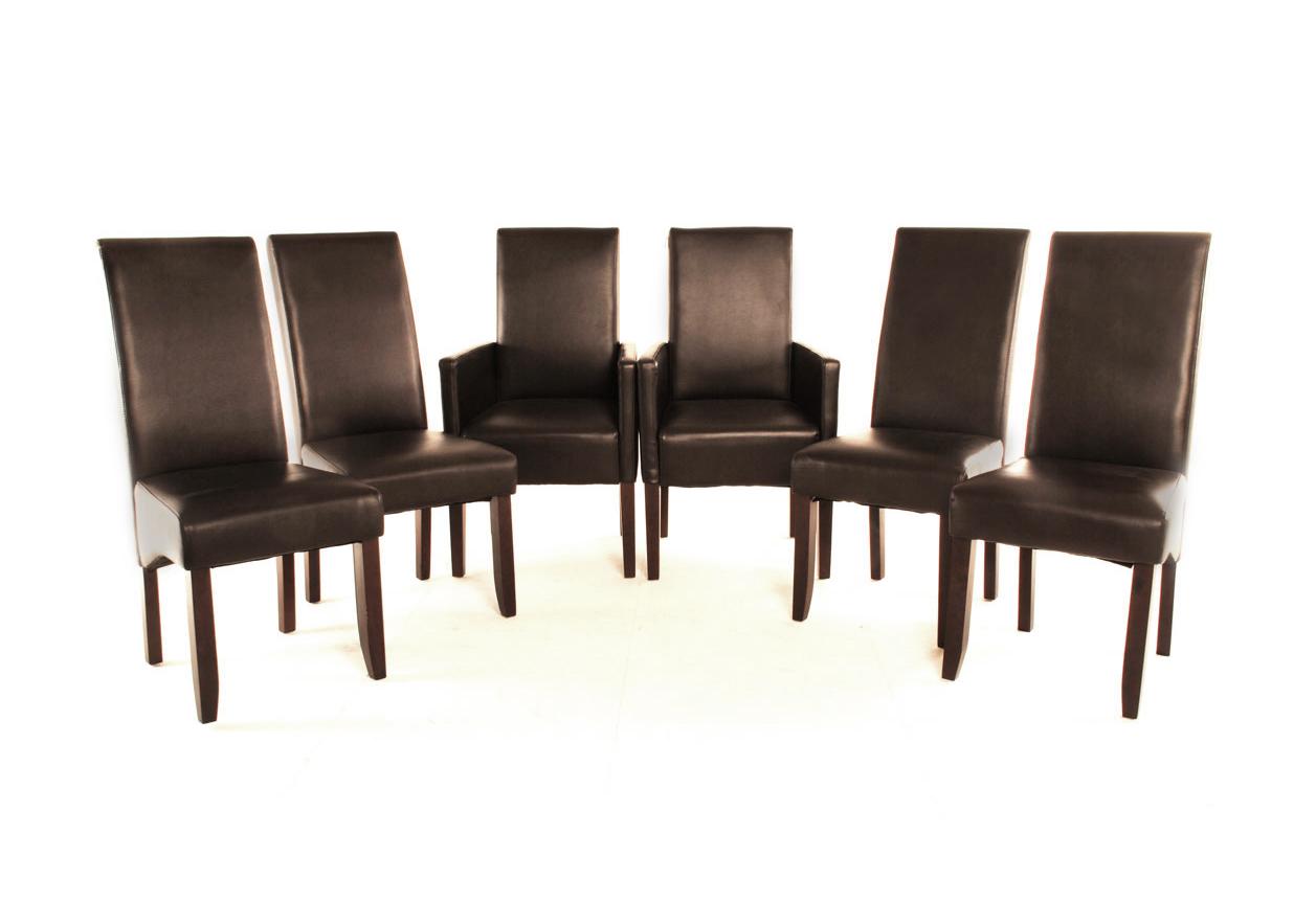 Esszimmerstühle Leder Braun esszimmerstühle leder braun möbelideen