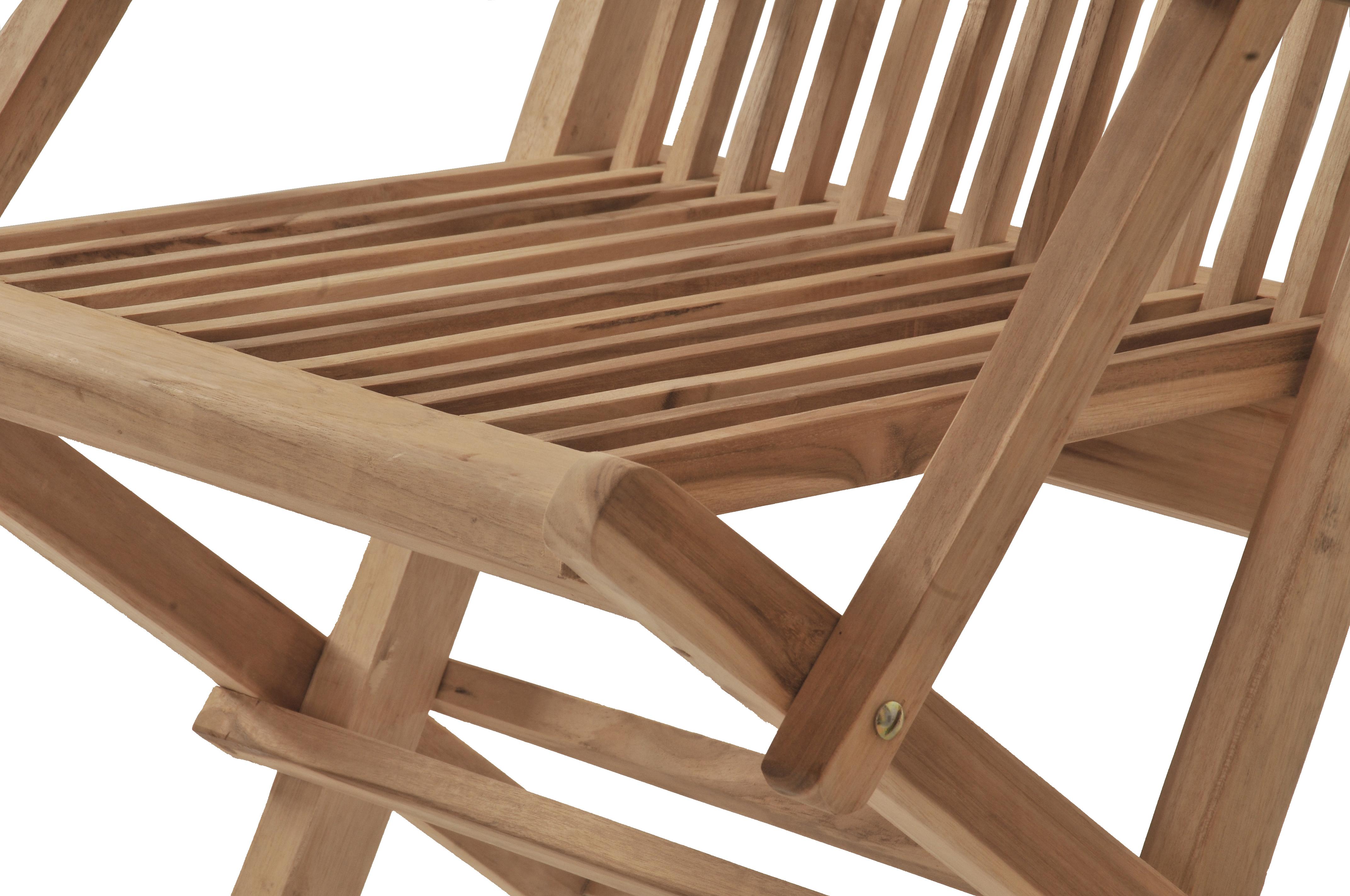 sam teak klappstuhl mit armlehne mallorca auf lager. Black Bedroom Furniture Sets. Home Design Ideas