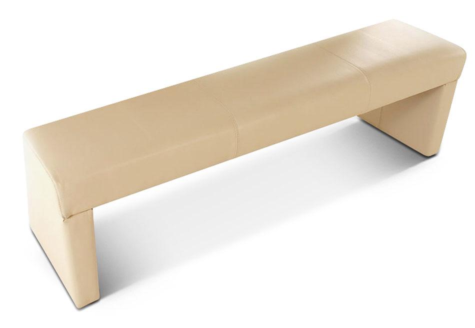 Sam esszimmerbank sitzbank 180 x 38 cm recyceltes leder for Esszimmerbank 180 cm