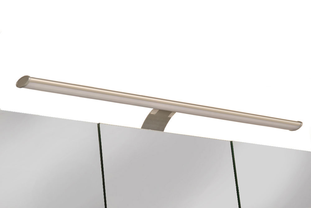sam badezimmer spiegelschrank beleuchtung 60cm gro lampe. Black Bedroom Furniture Sets. Home Design Ideas