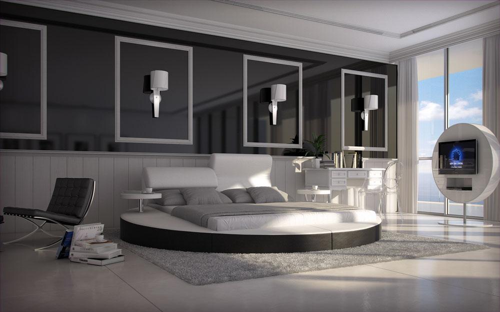 sam rundbett 140 cm innocent evory farbauswahl. Black Bedroom Furniture Sets. Home Design Ideas